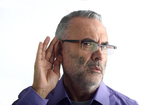 temporary hearing loss