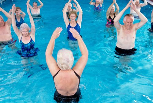 combination exercise seniors
