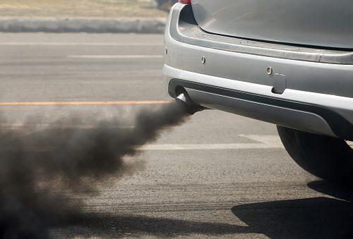 diesel polution