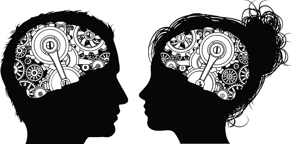 differences in brain activity