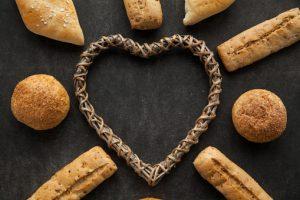 gluten free heart