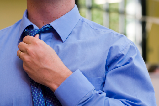 necktie glaucoma