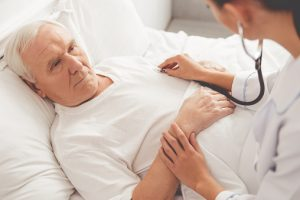 post heart attack patients