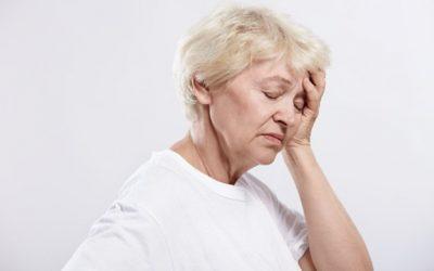 Postprandial hypotension