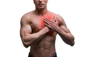 Pulled Chest Muscle