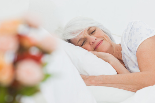 sleep position brain