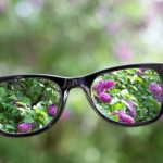 Sudden blurred vision