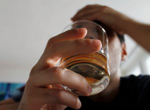 weight loss alcohol abuse