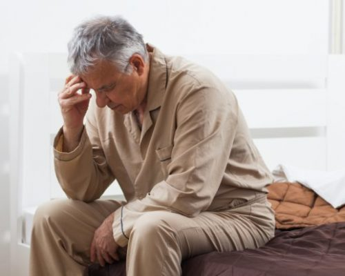 Alzheimer's disease and sleep disorders