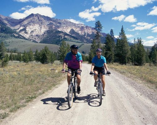 bike riding mental health
