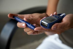 blood glucose monitor diabetes