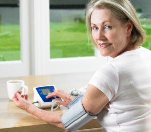 blood pressure at home