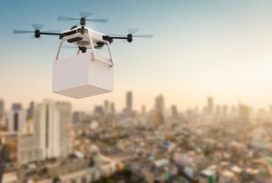 Drones may someday be used to save lives