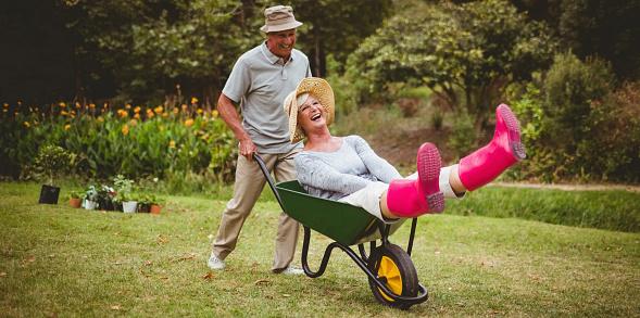 gardening joint pain
