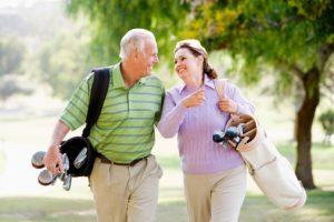 golfing bone health