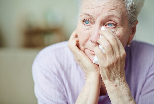 hot flashes and depression