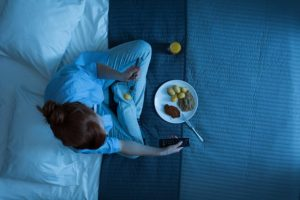 Stop your late-night eating with these tips