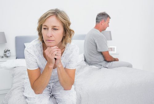sleep argument and stress