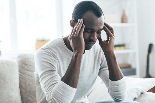 TMJ headache