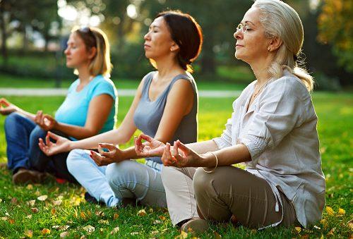 yoga taichi mediation