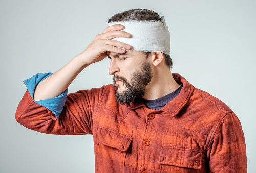 brain injury early in life