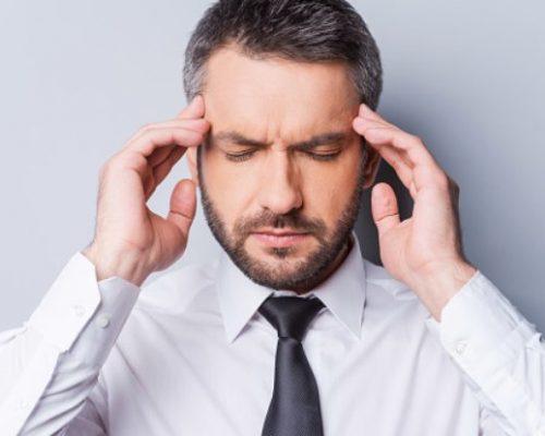 Cluster headache vs. migraine