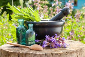 essential oils for knee pain