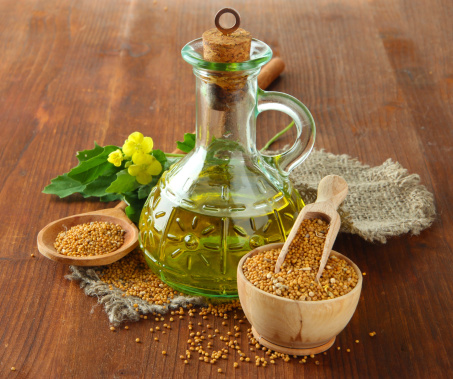 mustard oil heart health