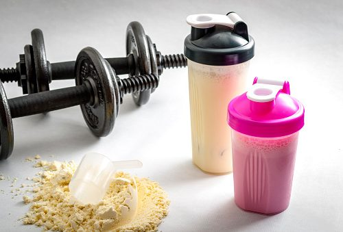 protein and muscles