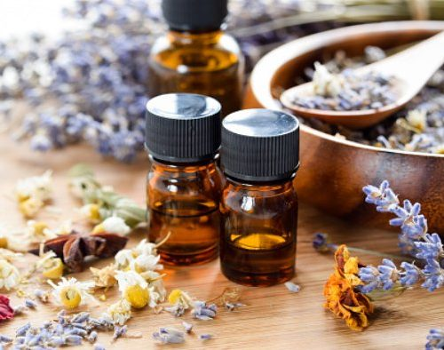 Essential oils for stress