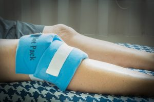 knee effusino treatment