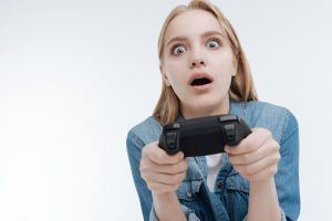 playing action video games