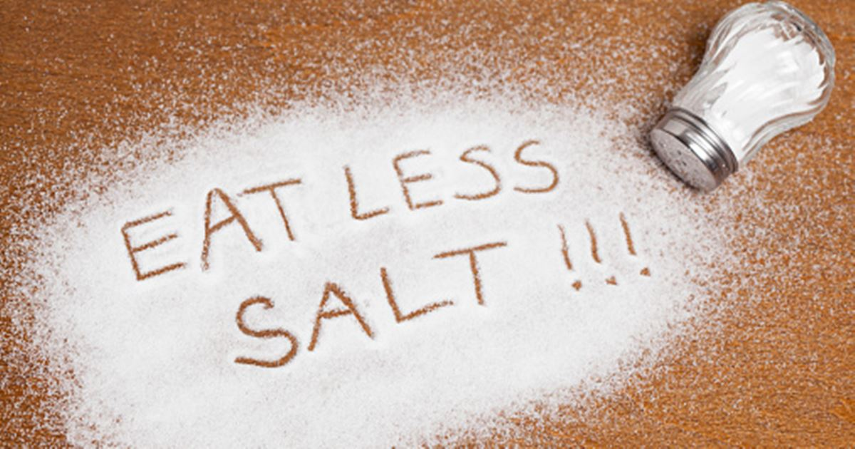 Pain Management Doctors >> Why it's so important that you reduce your salt intake