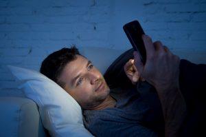 sleep cell phone