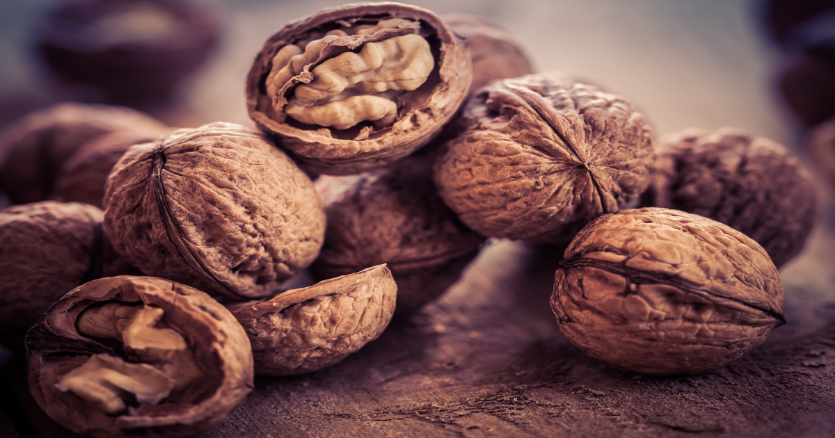 Walnuts found to be a great probiotic, promotes gut health