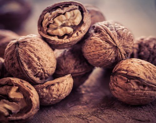 Walnuts promote gut health