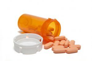 Cholesterol lowering medication, COPD