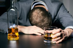 Protein linked to alcohol addition