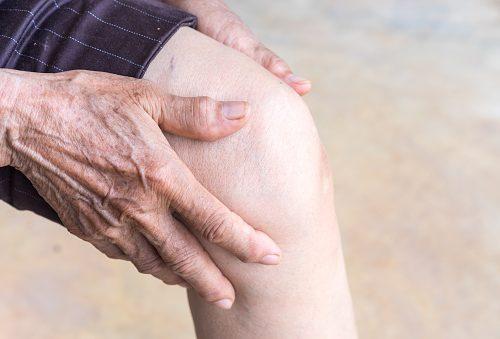 burning sensation in knee