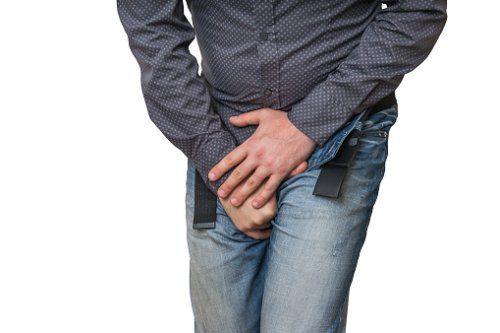 Chronic nonbacterial prostatitis