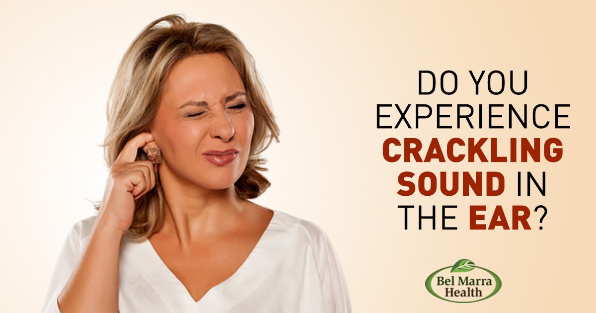 Crackling Sound In Ear Common Causes And Remedies To Get Rid Of Noise
