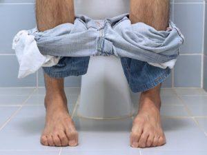 Painful bowel movement