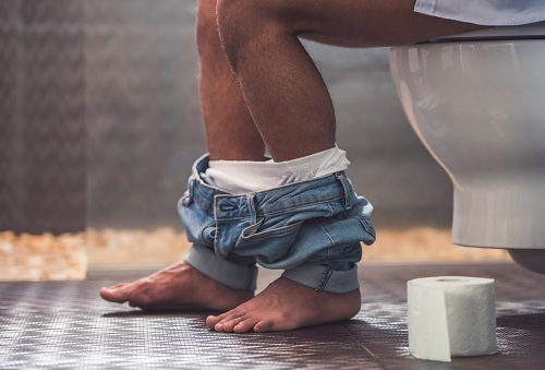 what causes change in bowel movements