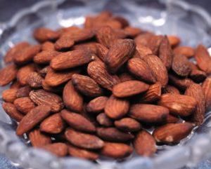 Almonds ward off brain function decline