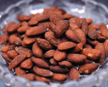 Almonds ward off brain function decline