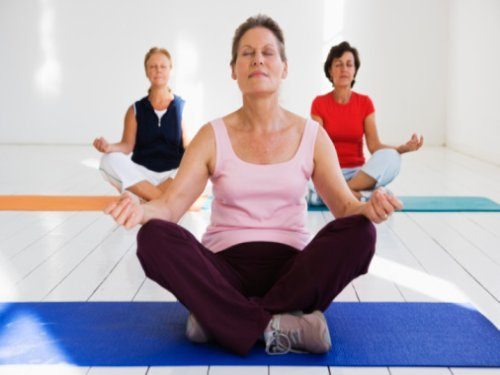 Yoga poses to prevent bladder leaks
