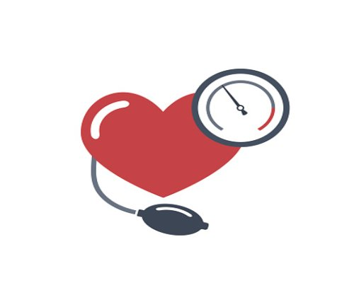 low blood pressure with a high heart rate