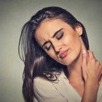 Neck spasm Causes