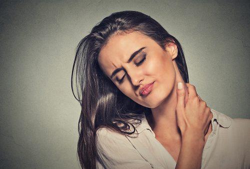 neck spasm