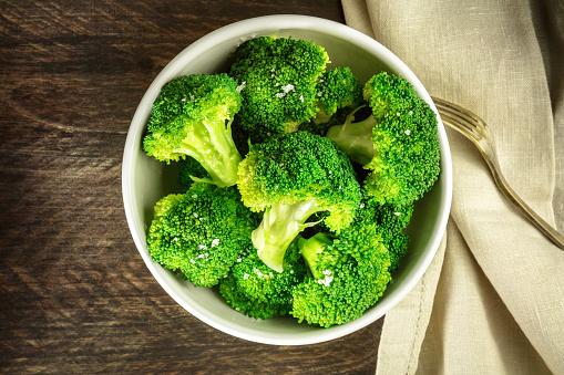study finds brocolli